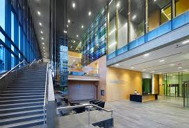 Peter Gilgan Centre, first floor lobby
